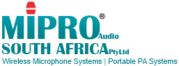 Mipro Audio South Africa Logo