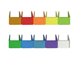 Mipro RH-87 Multi-colored ID Clips